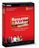 ResumeMaker Professional for Libraries