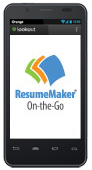 ResumeMaker On The Go