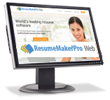 ResumeMaker for the Web for Career Centers